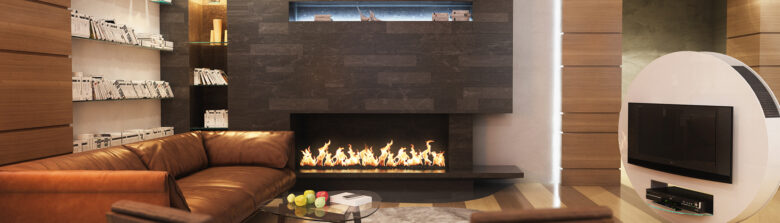Electric Fireplaces and Fireplace Inserts in San Francisco, San Mateo